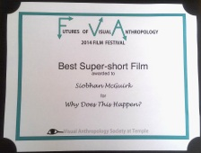 VAST Award