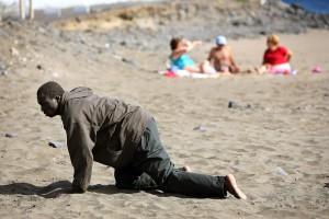 May 5, 2006, on Spain's Canary Island of Fuerteventura. (Juan Medina, Reuters)